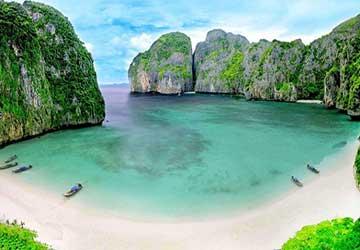 جاذبههای طبیعی تایلند