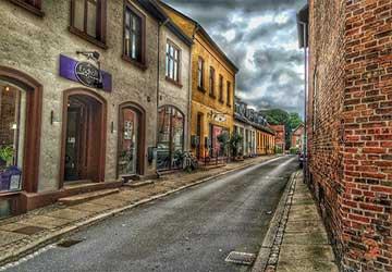 جاذبه های گردشگری دانمارک