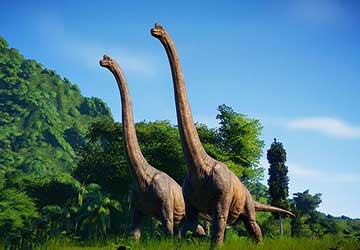 ردپای دایناسور
