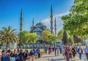 سفر گردشگران خارجی به ترکیه