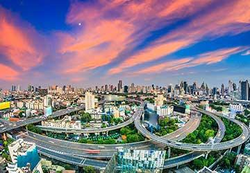 بهترین زمان سفر به تایلند