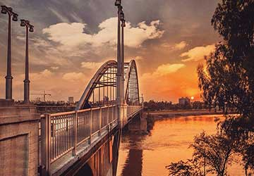 جاذبه های خوزستان