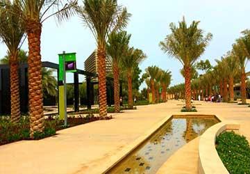 جاذبه های گردشگری ابوظبی