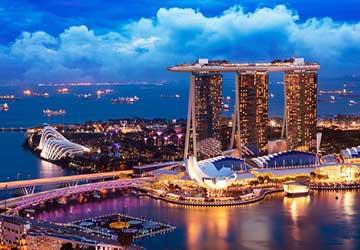 تور لحظه آخری سنگاپور