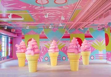 موزه بستنی در نیویورک