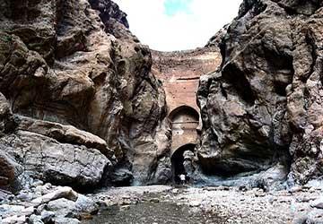 سد شاه عباسی