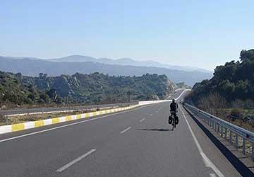بهترین مسیر دوچرخه سواری