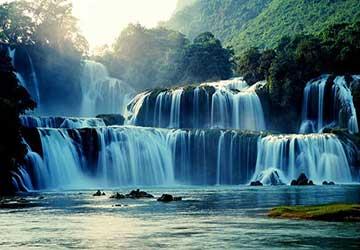 بزرگترین آبشارهای جهان