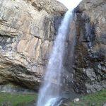 آبشار خور در استان البرز