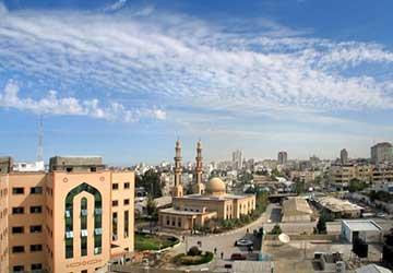 جاذبه های گردشگری غزه