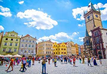 زندگی در کشور چک