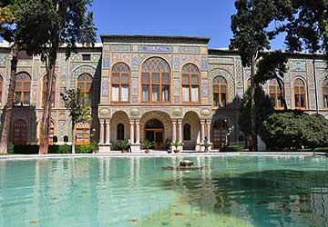 Shamsol Emareh of Golestan Palace