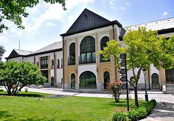Saheb Gharaniyeh Palace