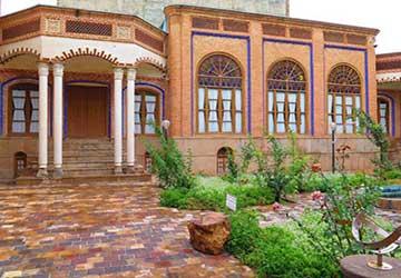 موزه سنجش تبریز