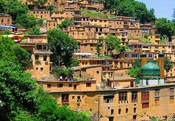 Famous Villages of Iran