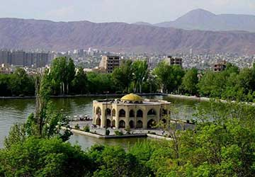 Tabriz Attractions