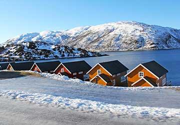 Nature in Tromsø