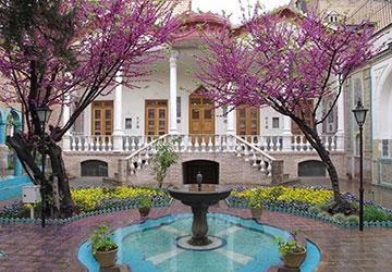 Moghadam Museum in Tehran