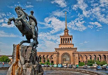 تور ارمنستان از تبریز