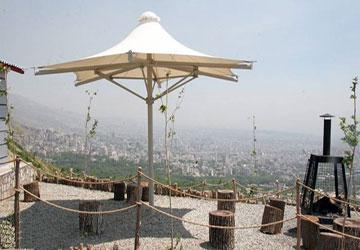 Tehran Roof
