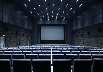 Charsou Cinema in Tehran