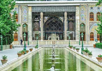 Takht-e Marmar in Tehran