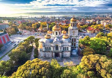 تور بلغارستان از تبریز