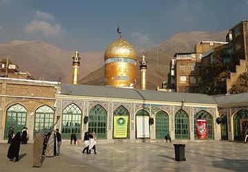 Imamzade Davood Shrine in Tehran