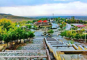 Abbas Abad Recreational Center