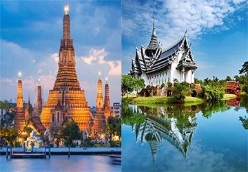 تور بانکوک پاتایا از تبریز