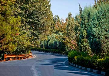 Chitgar Park in Tehran