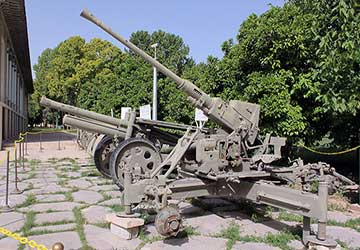 Military Museum of Sa'dabad Complex