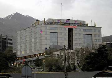 Tandis Shopping Center in Tehran
