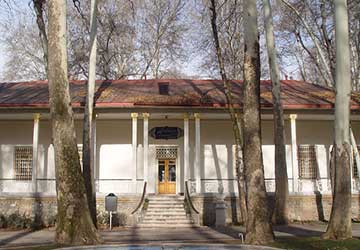 Farshchian Museum in Tehran