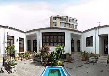 Saba Home Museum in Tehran