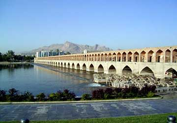 Si-o-se Pol in Isfahan
