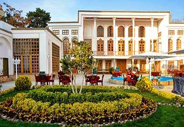 Dehdashti House in Isfahan