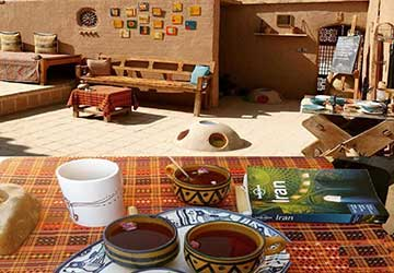 Yazd Art House and Cafe