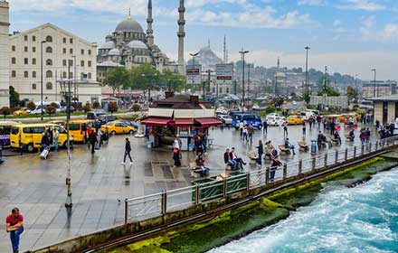 آفر تور استانبول از تبریز