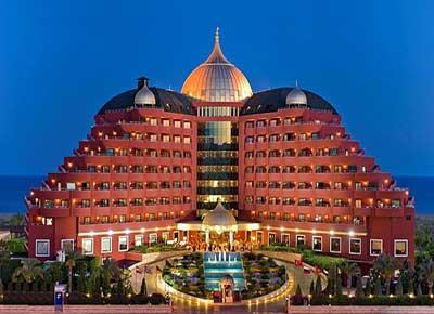 هتل دلفین پالاس آنتالیا | Delphin Palace Hotel