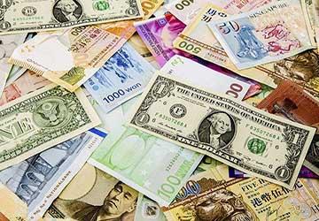 پول های رایج در دنیا