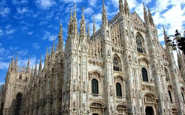 جاذبه های میلان | سفر به میلان
