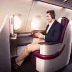 پروازهای بیزینس کلاس | هواپیمایی قطر ایرویز