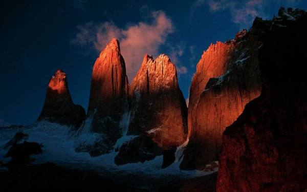 صخره های موهر ایرلند
