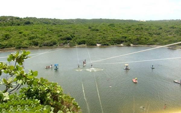 دریاچه جاکوما | Lake Jacuma