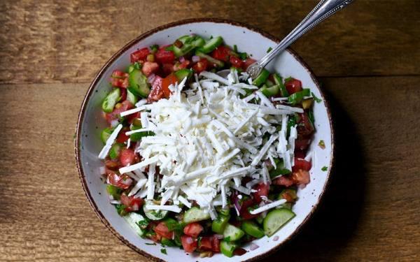 شوپسکا سالاتا | Shopska Salata