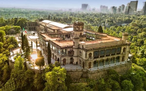 کاخ چاپولتپک | Chapultepec Castle