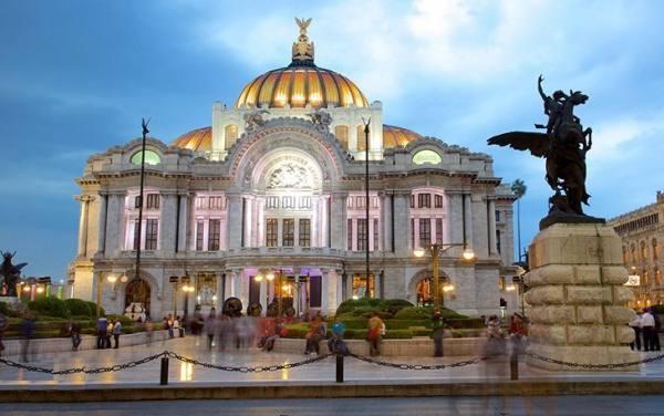 کاخ هنرهای زیبا | Palacio de Bellas Artes