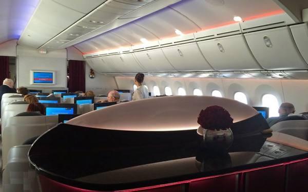 پرواز بیزینس کلاس | هواپیمایی قطر ایرویز