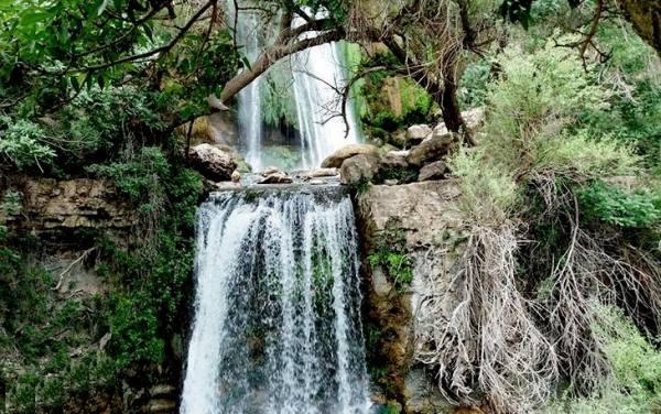 آبشار تنگ تامرادی در یاسوج